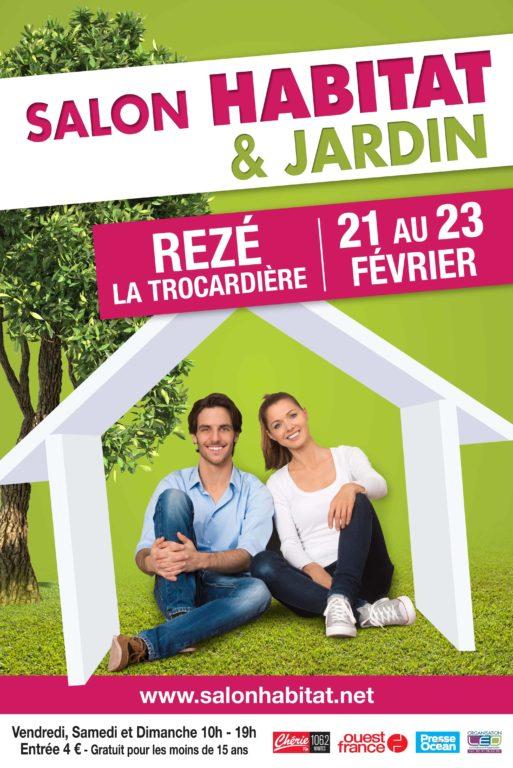 SALON HABITAT & JARDIN NANTES-SUD 2020